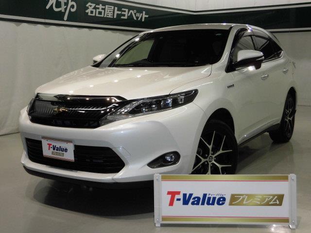 トヨタ プレミアム スタイルアッシュ 4WDメ-カ-ナビ サンルーフ