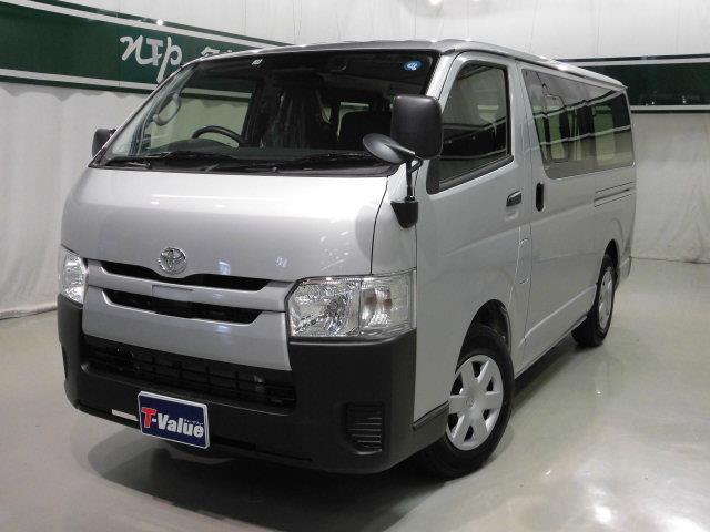 トヨタ 2.0ガソリン車ロングDX5ドアドラレコ付運転サポート機能