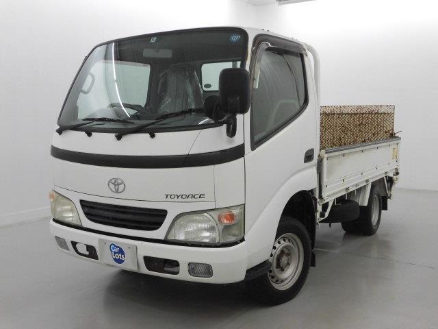 トヨタ 2.0ガソリン車5MTロングジャストローPWゲート600kg