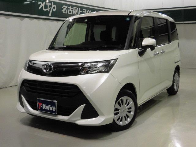 「トヨタ」「タンク」「ミニバン・ワンボックス」「愛知県」の中古車