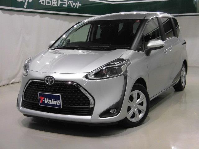 トヨタ 1.5G7人乗LEDヘッドセーフティセンス地デジSD両側電動