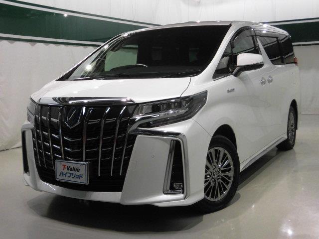 「トヨタ」「アルファード」「ミニバン・ワンボックス」「愛知県」の中古車