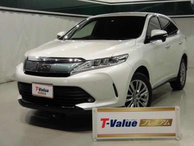 「トヨタ」「ハリアー」「SUV・クロカン」「愛知県」の中古車