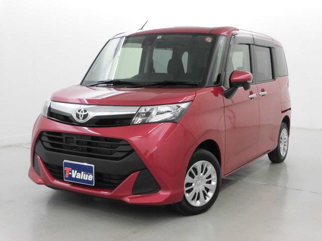 トヨタ 1.0GーSクルコン両側電動オーディオレス車運転サポート機能