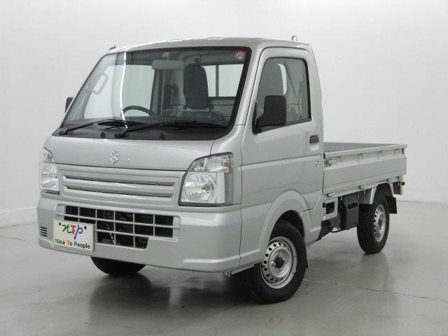 KCエアコン・パワステ 4WD 保証付 クリーニング済