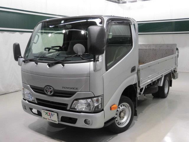 トヨタ トヨエース 2.0ガソリンロングジャストロー垂直パワーゲート積載1500