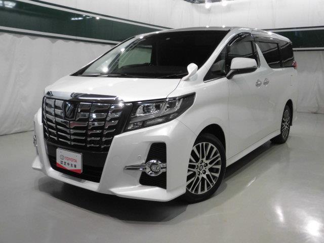 トヨタ 2.5S Cパッケージ 4WD 後席モニタ両側電動ドラレコ