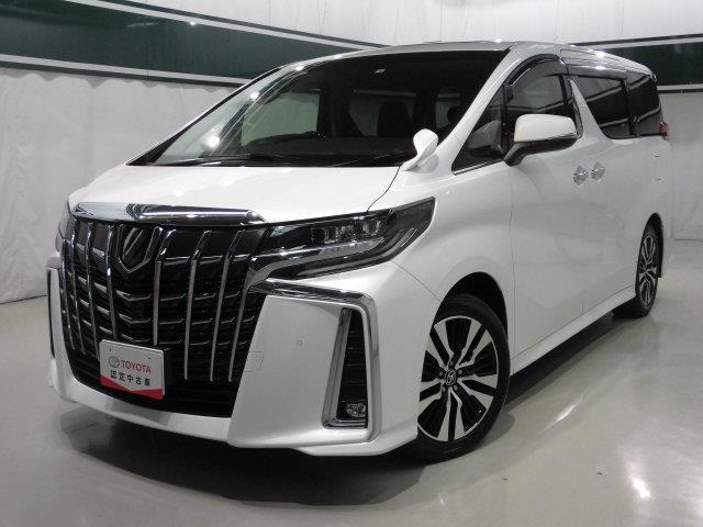 トヨタ アルファード 2.5S Cパッケージ サンルーフ両側電動LED電動リア