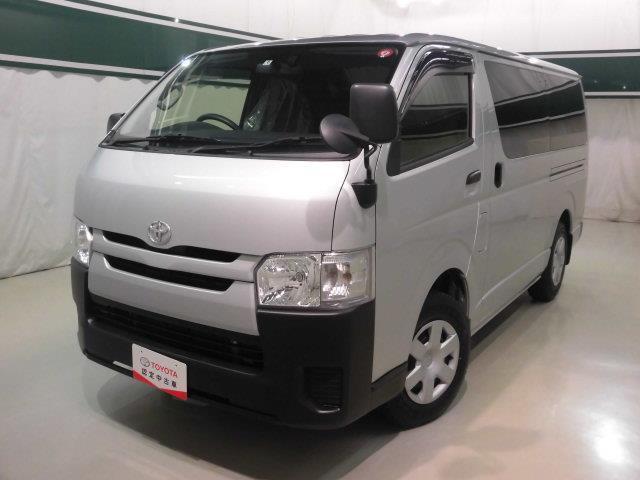 トヨタ ハイエースバン ロングDX ドラレコ キーレス ETC