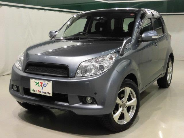 トヨタ ラッシュ G 4WD オートAC スマートキー 保証付