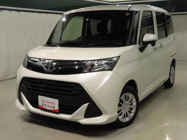 トヨタ タンク X S 片側電動スライド バックカメラ スマートキー
