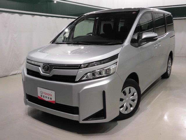 トヨタ ヴォクシー X 4WD 両側電動スライド バックカメラ