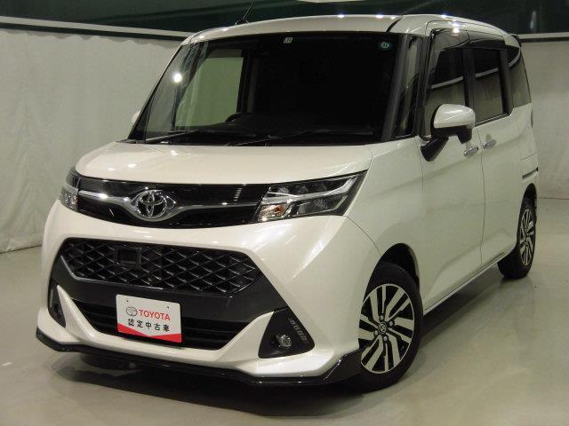トヨタ タンク カスタムG S 両側電動スライド LEDヘッドランプ