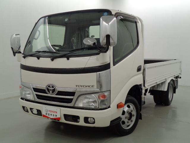 トヨタ トヨエース ロングジャストロー キーレス CD ETC