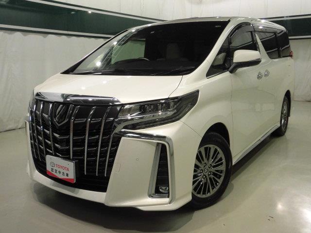 トヨタ 3.5エグゼクティブラウンジS 4WD ドラレコ サンルーフ