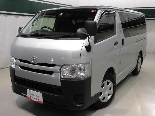 トヨタ ハイエースバン ロングDX ETC キーレス 保証付 クリーニング済