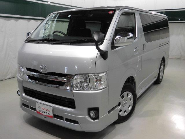 トヨタ ロングスーパーGL モデリスタエアロ フルセグ AC100V