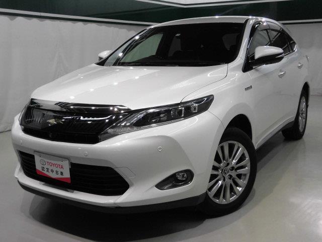 トヨタ プレミアム アドバンスドパッケージ 4WD 革シート