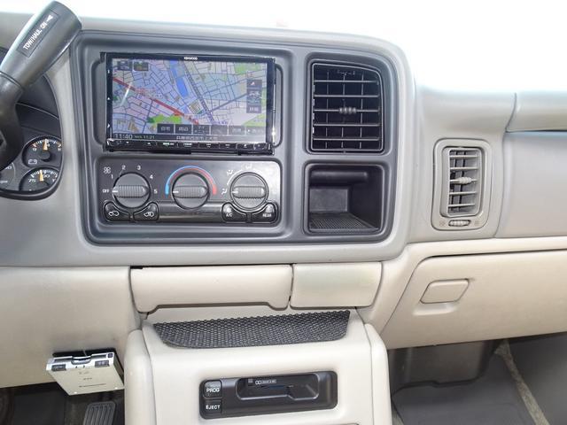 シボレー シボレー タホ LT 4WD ナビTV MTアルミ 1ナンバー 新車並行車