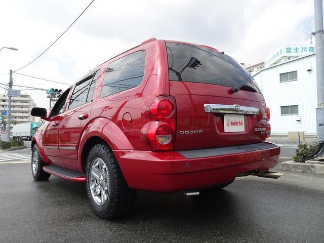 「ダッジ」「ダッジデュランゴ」「SUV・クロカン」「兵庫県」の中古車2