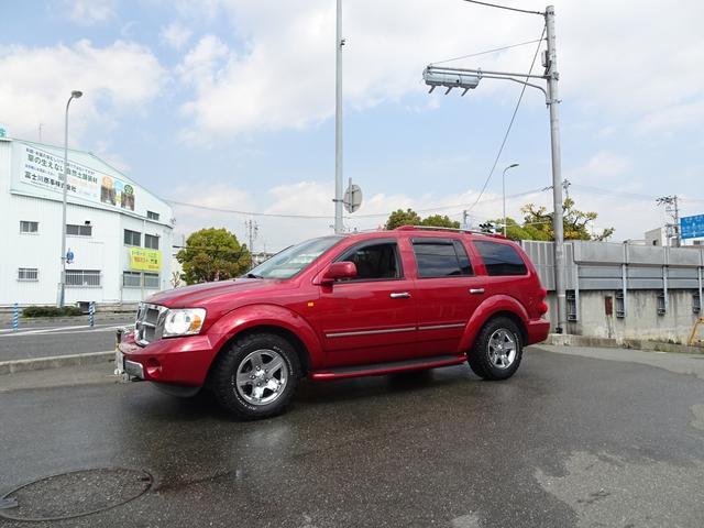 「ダッジ」「ダッジデュランゴ」「SUV・クロカン」「兵庫県」の中古車50