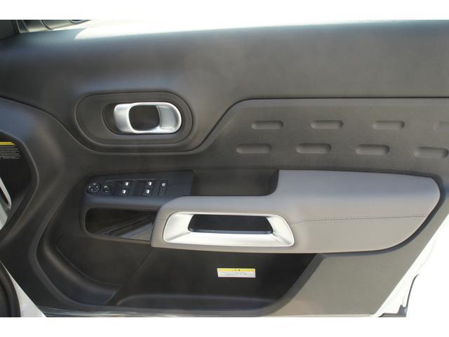 シャイン ブルー HDi バイトーンルーフ LEDバルブ装着キャンペーン 登録済未使用車(13枚目)