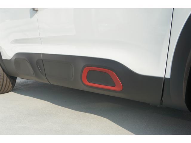 シャイン ブルー HDi バイトーンルーフ LEDバルブ装着キャンペーン 登録済未使用車(22枚目)