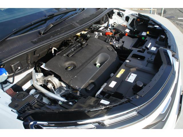 シャイン ブルー HDi バイトーンルーフ LEDバルブ装着キャンペーン 登録済未使用車(24枚目)