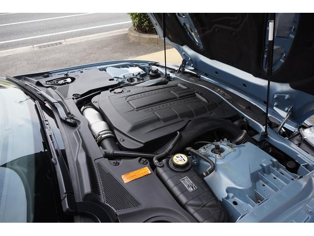 XKRコンバーチブル D車 Jウルフマフラー 20AW(19枚目)