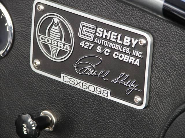 アメリカその他 アメリカ シェルビー コブラ CSX6000シリーズ