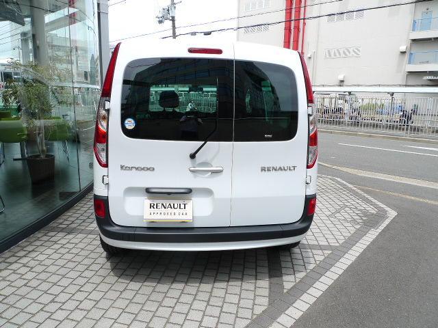 「ルノー」「カングー」「ミニバン・ワンボックス」「京都府」の中古車9