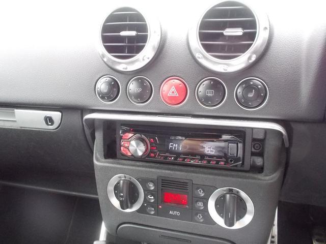 アウディ アウディ TTクーペ 1.8T  5M/T  1オーナー禁煙車 ビルシュタイン