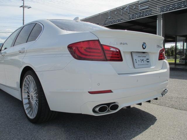 「BMWアルピナ」「アルピナ D5」「セダン」「滋賀県」の中古車8