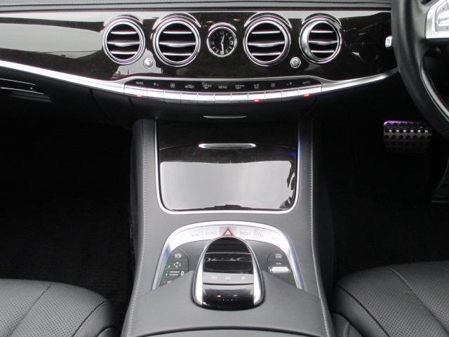 S300h AMGライン 純正HDDナビ&フルセグTV&360℃カメラ&ETC 黒革シート パノラマルーフ AMGライン レーダーセーフティ キーレスゴー ヘッドアップディスプレイ オートトランク 前後シートヒーター 1オーナ(11枚目)