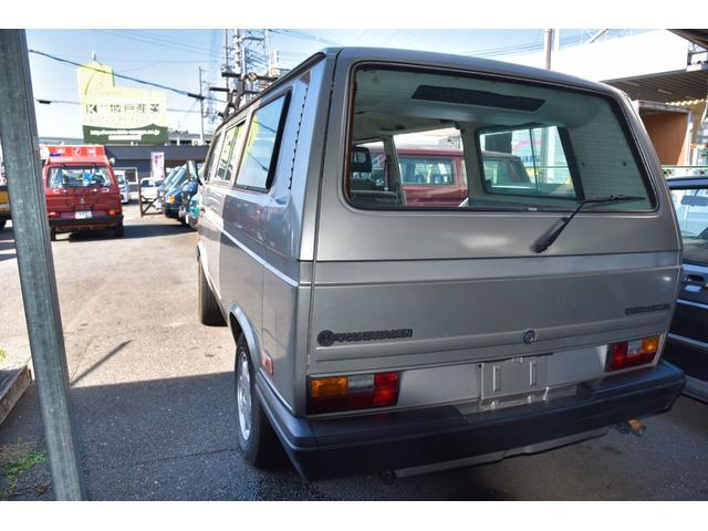 「フォルクスワーゲン」「VW ヴァナゴン」「ミニバン・ワンボックス」「大阪府」の中古車4