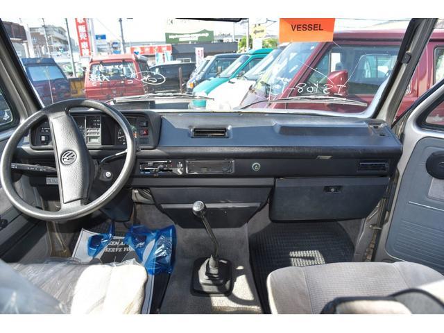 「フォルクスワーゲン」「VW ヴァナゴン」「ミニバン・ワンボックス」「大阪府」の中古車10