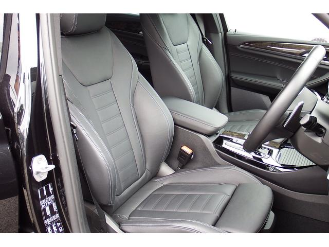 BMW BMW X3 xDrive 20d Mスポーツ BKレザー19AW ACC