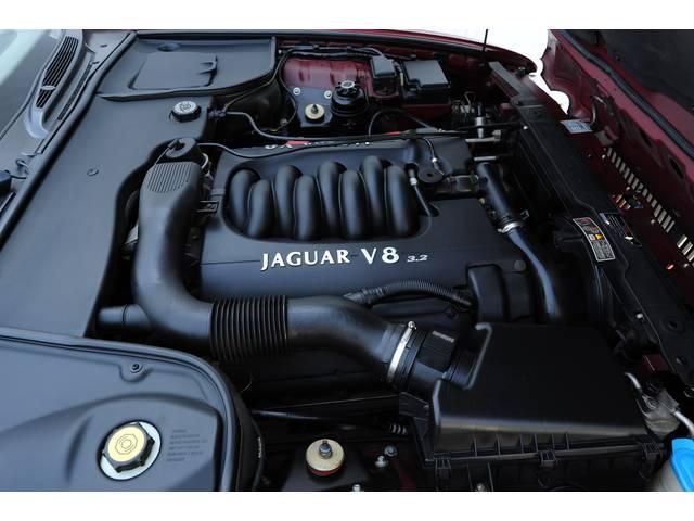 XJ8 3.2-V8(17枚目)