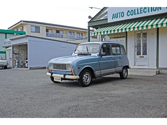 「ルノー」「 4」「コンパクトカー」「大阪府」の中古車7