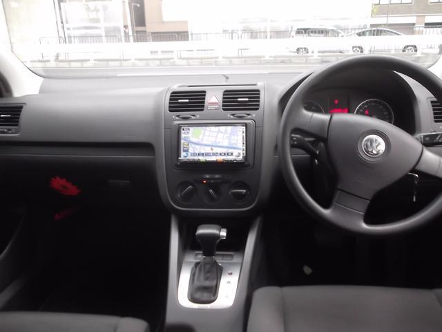 フォルクスワーゲン VW ゴルフ TSIトレンドライン HDDナビ キーレス ETC CD