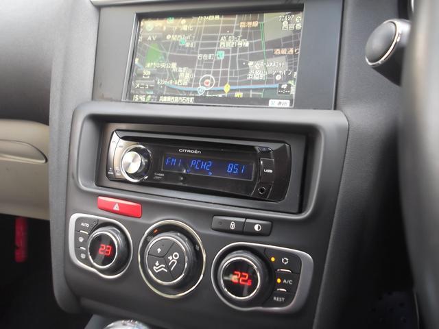 社外CDデッキです。音は良いですよ!!USBの差込も出来ます。