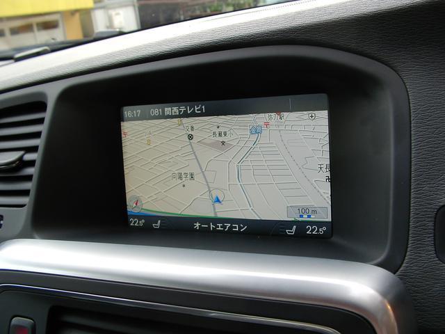 ボルボ ボルボ S60 ドライブe セーフティPKG 自動ブレーキ HDDナビTV