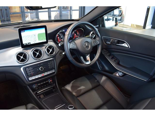 GLA220 4マチック 新車保証継承(14枚目)