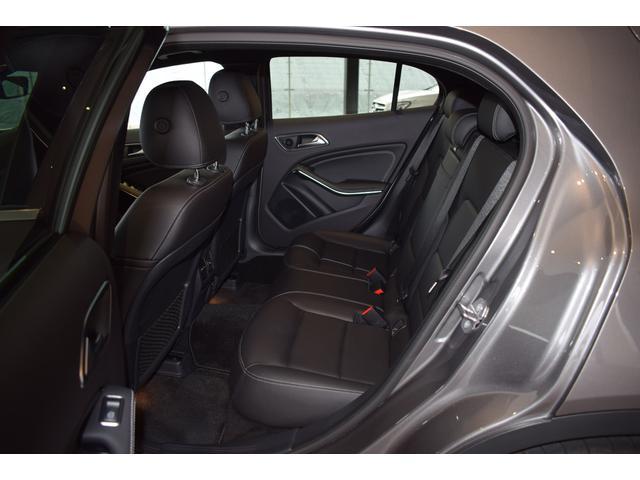 GLA220 4マチック 新車保証継承(17枚目)