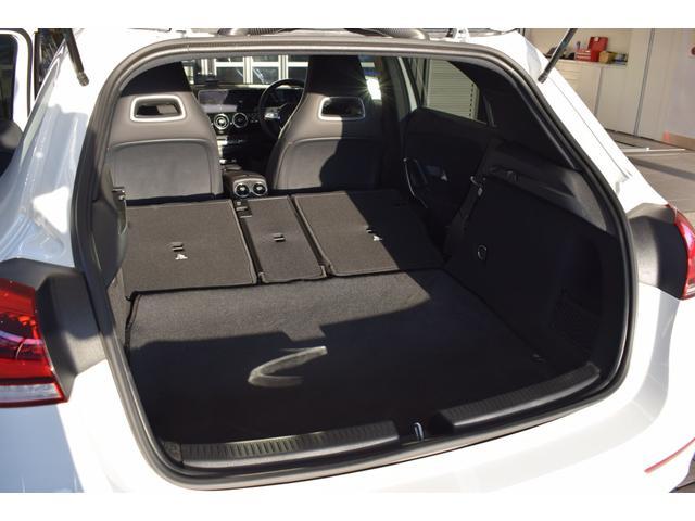 A200d AMGライン レーダーセーフティパッケージ ナビゲーションパッケージ AMGライン メルセデスケア継承 ワンオーナー(20枚目)