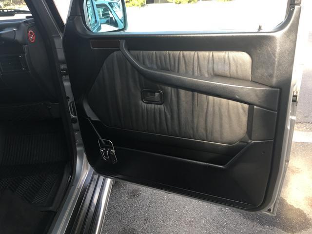 メルセデス・ベンツ M・ベンツ G320 ロング 天張り交換済み 前期 V6エンジン