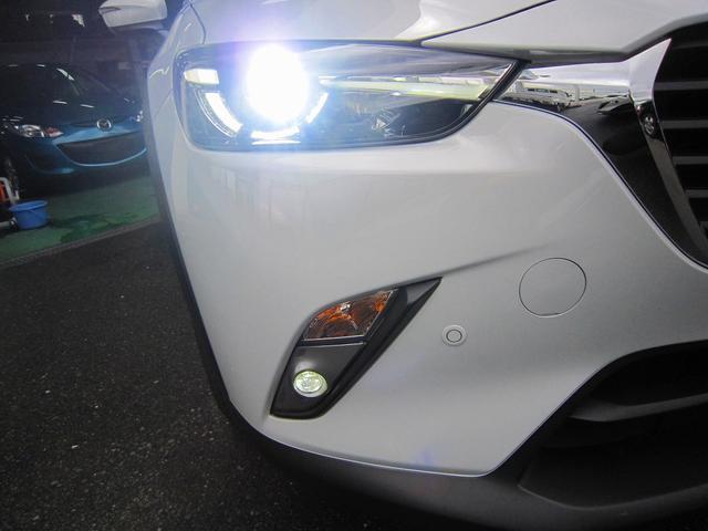 XD Bカメラ LEDヘッドライト Pセンサー(13枚目)