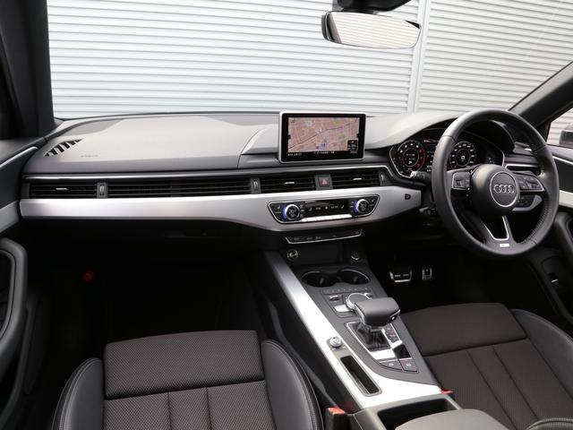 アウディ アウディ A4 2.0TFSIスポーツ Sライン M-LED 認定中古車