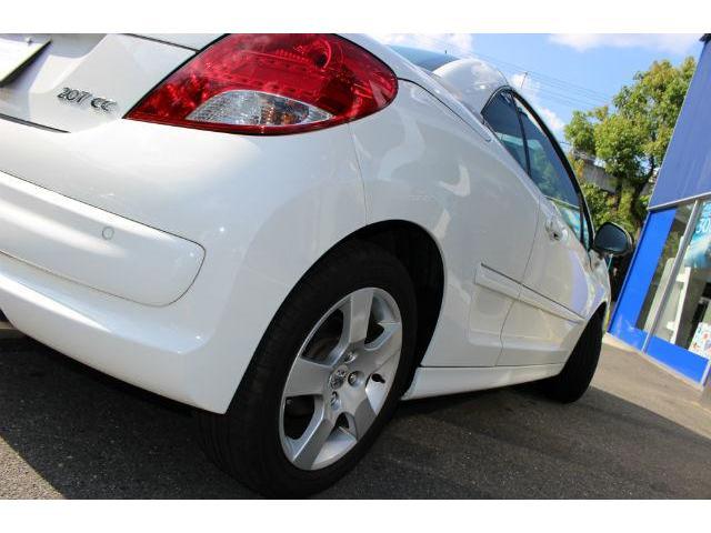 プジョー プジョー 207 CC Premium オープンカーナビ付き認定中古車