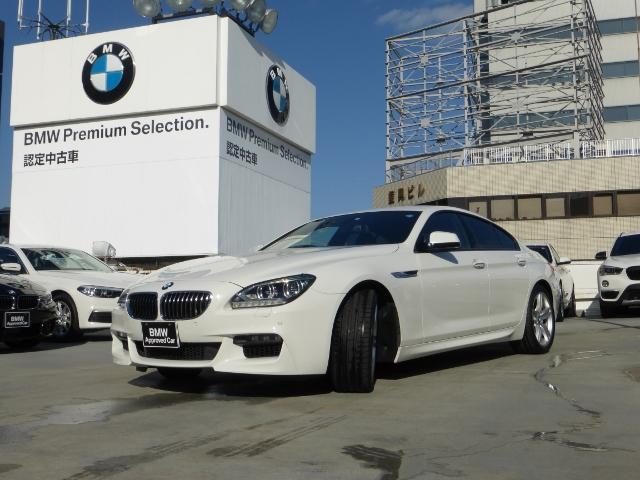 BMW BMW 640iグランクーペ Mスポーツパッケージ LED 19AW